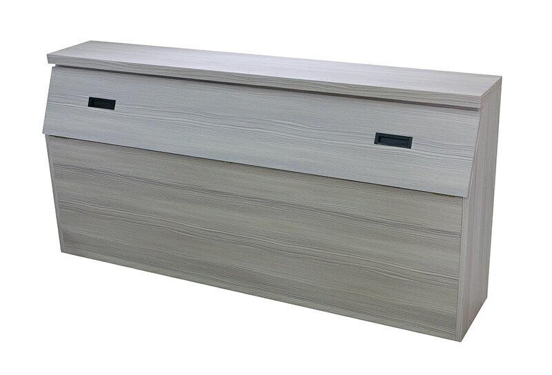 【尚品傢俱】895-06 麗彩5尺雪山白床頭箱~另有胡桃色/床頭背墊板/床頭休憩靠板/床頭裝飾靠板/床頭背靠板