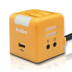 ~迪特軍3C~aibo 多 USB音源 HUB集線器 ^(TT~HUB~Y044^)