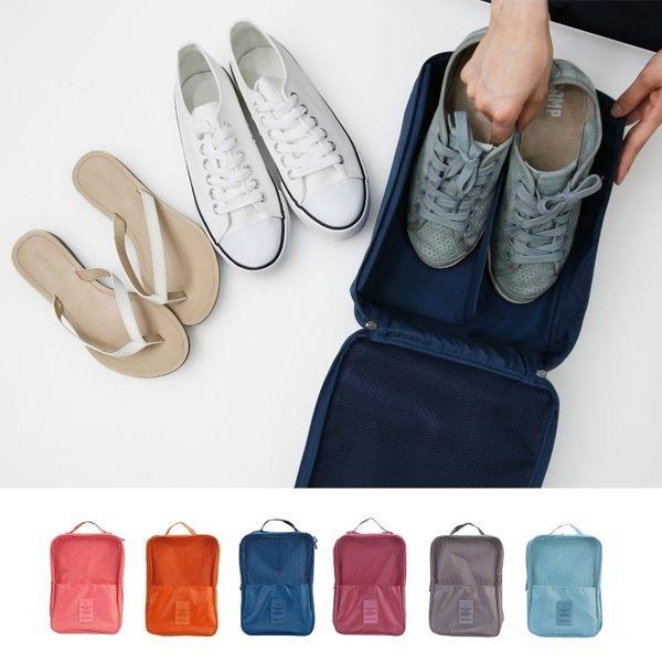 收納包 韓國 第 小飛機旅遊防潑水收納袋 包包 化妝包 內衣褲 襪子 行李箱~RB328~