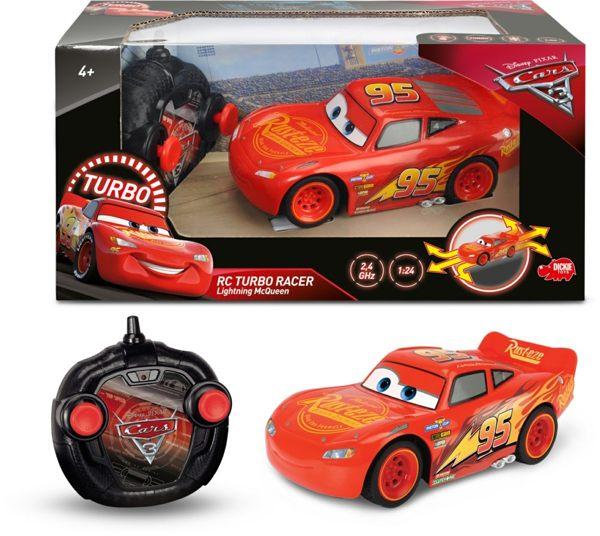 Cars3 遙控閃電麥坤1:24   Turbo Racer McQueen 3  2.4
