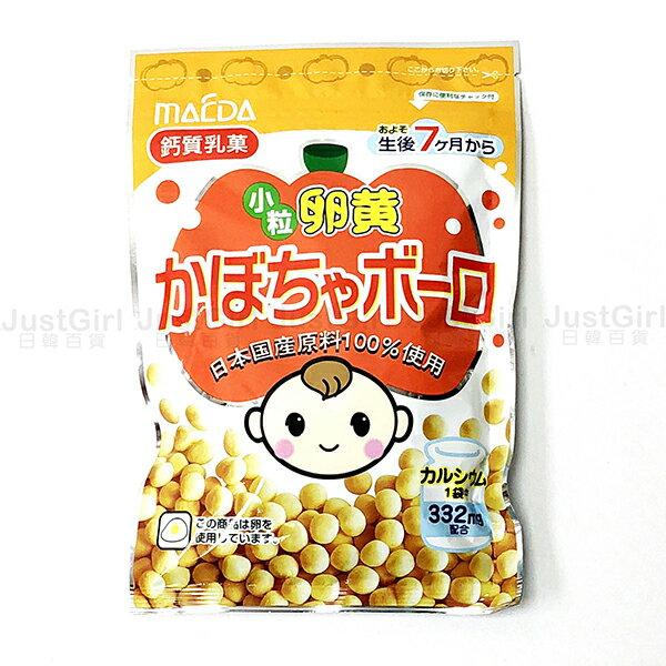 大阪前田製菓小饅頭蛋酥南瓜口味75g食品日本製造進口JustGirl