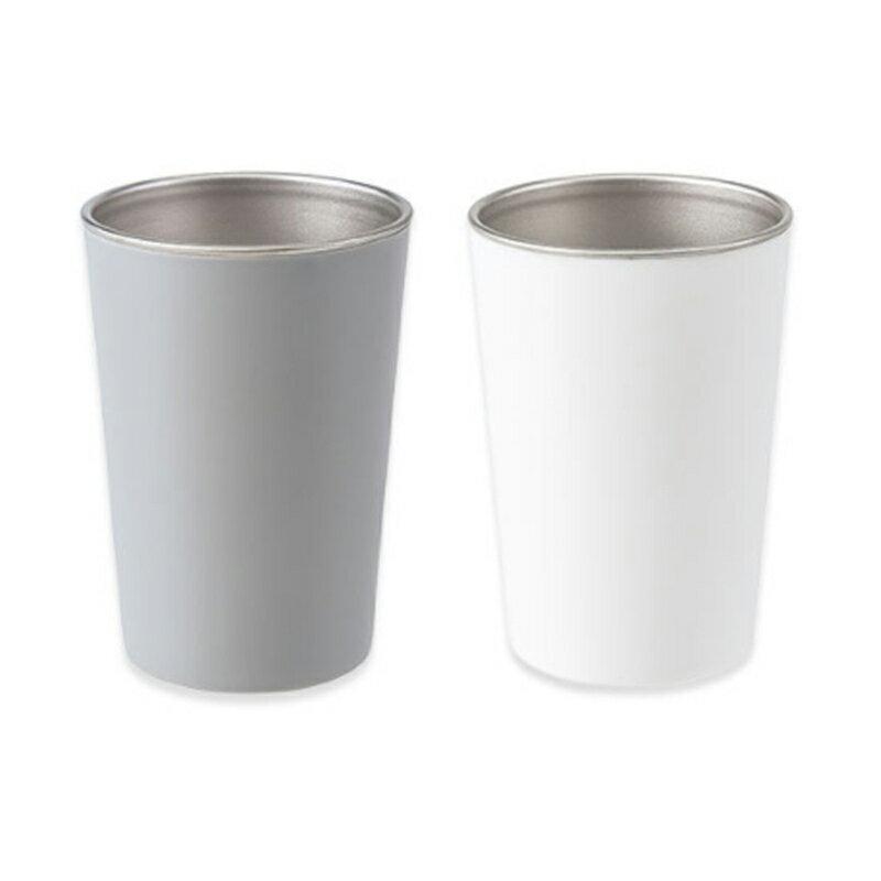 1入免運 簡約不鏽鋼水杯 不鏽鋼杯 北歐風不鏽鋼水杯 環保杯 隨行杯【Z200813】