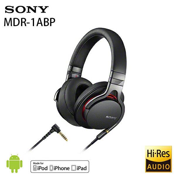 <br/><br/>  Sony MDR-1ABP  (贈Sony經典銅牌對杯)  高音質 Hi-Res 耳罩式耳機 公司貨保固兩年<br/><br/>
