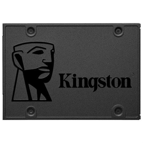 """Kingston SSD A400 Series 480GB 2.5"""" SATA III 6Gb/s 7mm TLC Internal Solid State Drive SA400S37/480G 1"""