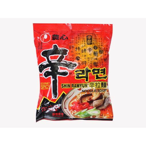 【四爺食品】農心 辛拉麵 單包