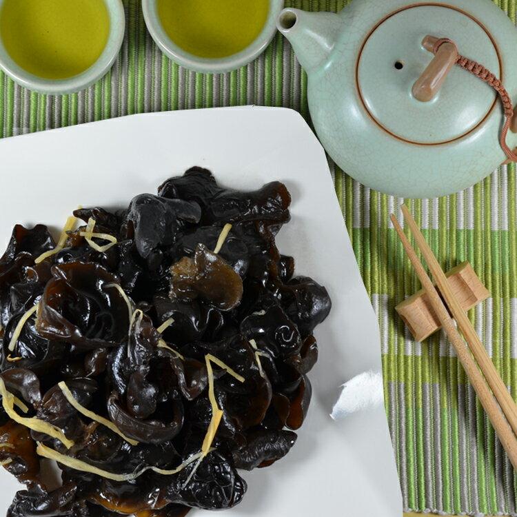 【 禾禾廚房】清涼爽口好開味  日式涼拌川木耳200g/1包 2