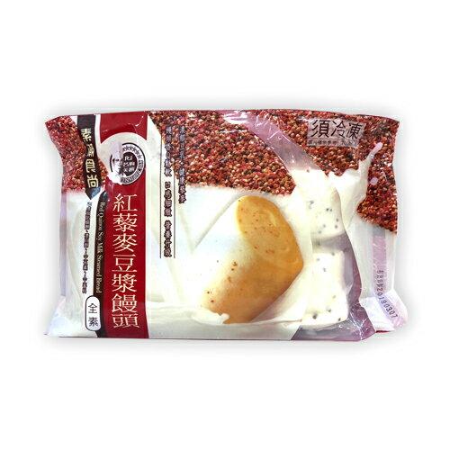 名廚美饌紅藜豆漿饅頭