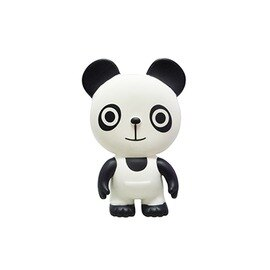 Toyroyal樂雅 - 軟膠熊貓 0