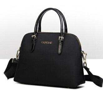 ☆貝殼包手提包 -簡潔幾何造型設計肩背女包包 2款2色72an16【獨家進口】【米蘭精品】
