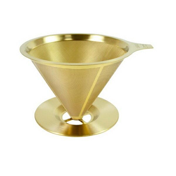 Driver鈦金環保濾杯2-4cup咖啡濾網免用咖啡濾紙-大廚師百貨