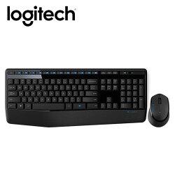 【羅技 Logitech 鍵盤】羅技 MK345 無線鍵盤滑鼠組