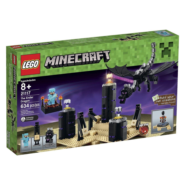 【瞎買天堂x二月底到貨】樂高 LEGO Minecraft 創世神 21117 【TYLEMC01】