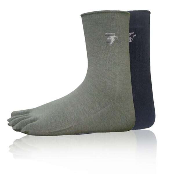【台灣頂尖】科技除臭襪 五趾襪 五指襪 竹炭襪 男襪
