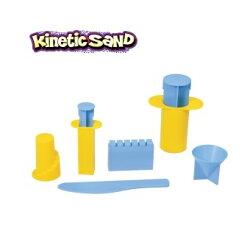 瑞典【Kinetic Sand 魔法動力沙】動力沙-迷你城堡模具組