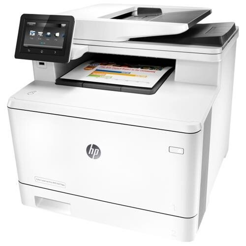 HP LaserJet Pro M477fdw Laser Multifunction Printer - Plain Paper Print - Support Plain Paper 0