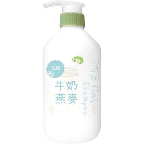 【Nac Nac】 牛奶燕麥洗髮乳-680ml