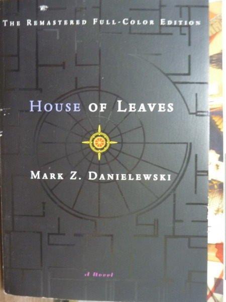 ~書寶 書T3/原文書_QHH~House of Leaves_Mark Z.Daniel