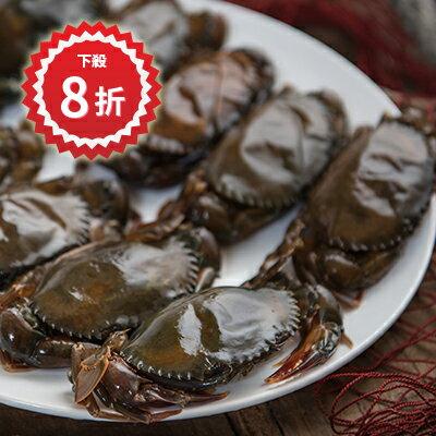 軟殼蟹 每包5隻/280克 -江爸爸漁舖