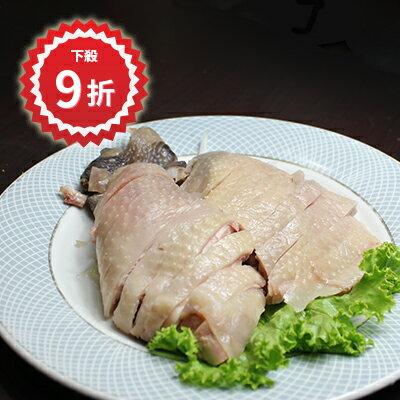 鹽焗蔥油雞腿 425克-江爸爸漁舖
