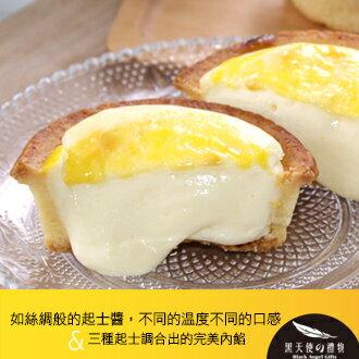 醬爆乳酪塔 Cheese tarts(4入)#伴手禮#聚餐甜點#彌月首選#團購美食#辦公室團購 1