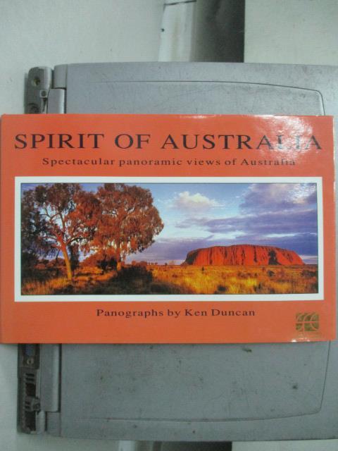 ~書寶 書T7/收藏_ZKG~Spirit of Australia : spectacu