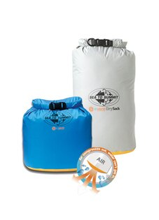 ├登山樂┤澳洲SeaToSummit70DeVent輕量防水透氣收納袋5公升淺灰#STSAEDS5GY
