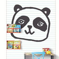F11G-364104 PANDA 荷蘭期貨影像大圖壁紙 熊貓 可愛兒童嬰兒男孩女孩房