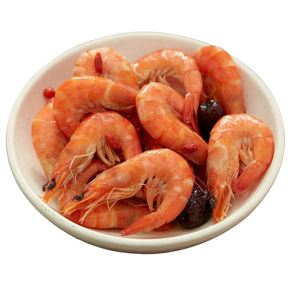 蔡記 紹興醉鮮蝦 450g±5%(固形物300g) 1
