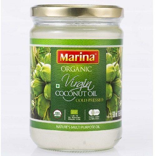 苗林瑪麗娜有機純淨椰子油500ml罐限時特惠