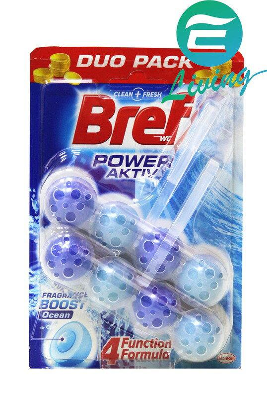 Bref 馬桶強力清潔芳香球 二入 (海洋香) #56863