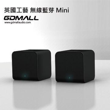 [nova成功3C] GDMALL BT2000 黑色 Mini Stereo 藍芽配對機 (單顆喇叭)