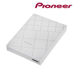 Pioneer 先鋒 1TB 2.5吋 行動硬碟 APS-XH01 (不挑色)