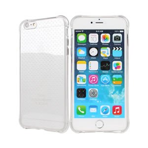 Ultimate-Apple iPhone 6/6S PLUS (5.5吋) 防摔 防撞全透軟質保護殼 軟殼 保護套 清水套