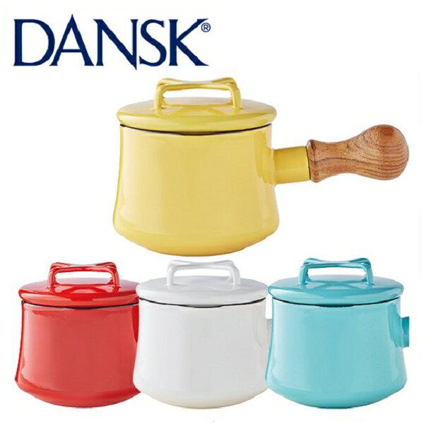日本必買 免運/代購-附蓋/560ml/丹麥DANSK琺瑯材質牛奶鍋/片手鍋/Kobenstyle-560ml。共4色