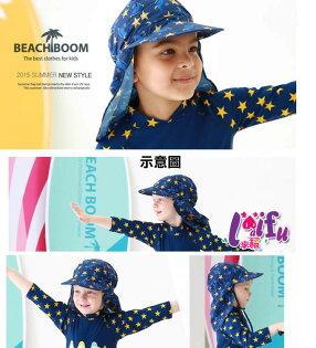 來福帽子,V275遮陽帽兒童遮陽帽脖防陽海邊泳帽子小朋友帽正品,售價399元