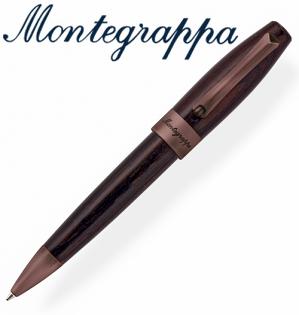【預購】義大利Montegrappa萬特佳財富原木筆系列-原子筆(柚木)ISFOWBIT支