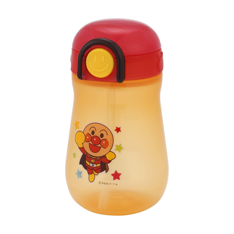 **雙子俏媽咪親子館**  [日本]  麵包超人 Anpanman 彈跳吸管 水壺/水杯/學習杯