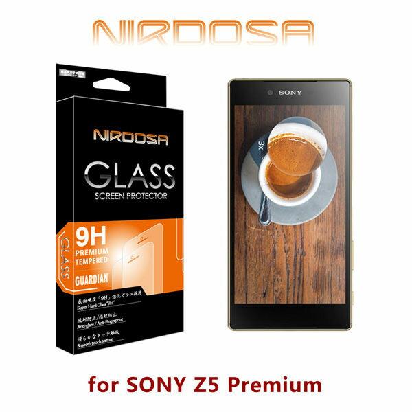 【愛瘋潮】NIRDOSA SONY Xperia Z5 Premium 9H 0.26mm 鋼化玻璃 螢幕保護貼