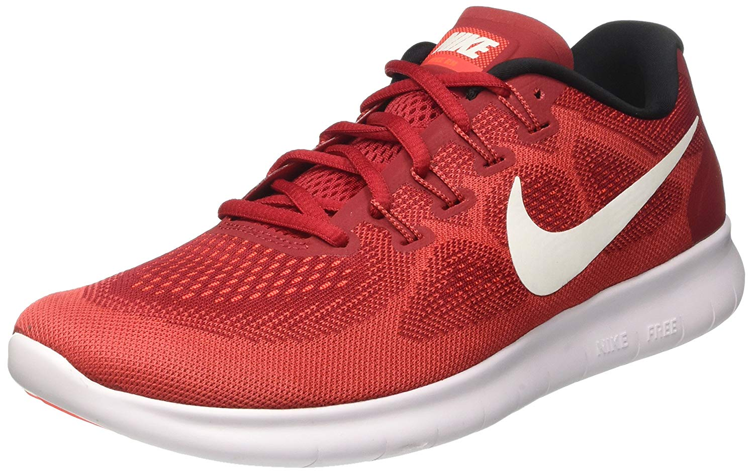 123c21b7bde6 PairMySole  Nike Womens Free Run Distance Low Top Lace Up Running ...