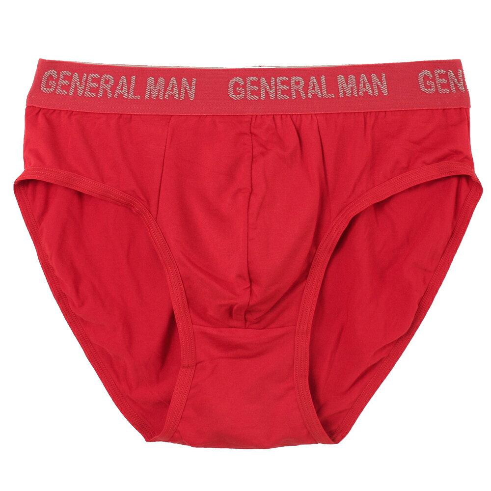 【Emon】《木代爾纖維》 舒適纖維男性三角內褲4件組 (隨機色出貨) 2