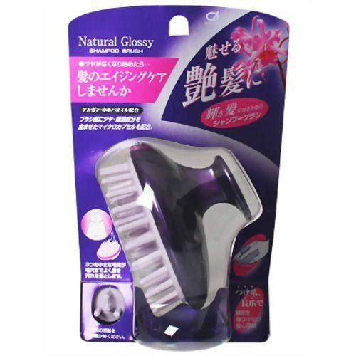 池本刷子 IKEMOTO 洋蘭花堅果油洗髮梳 (GL-70)