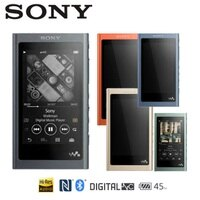 108/8/11前贈紀念卡套+USB豆腐充 SONY 16GB Walkman 數位隨身聽 NW-A55 支援Hi-Res高解析音質 公司貨 0