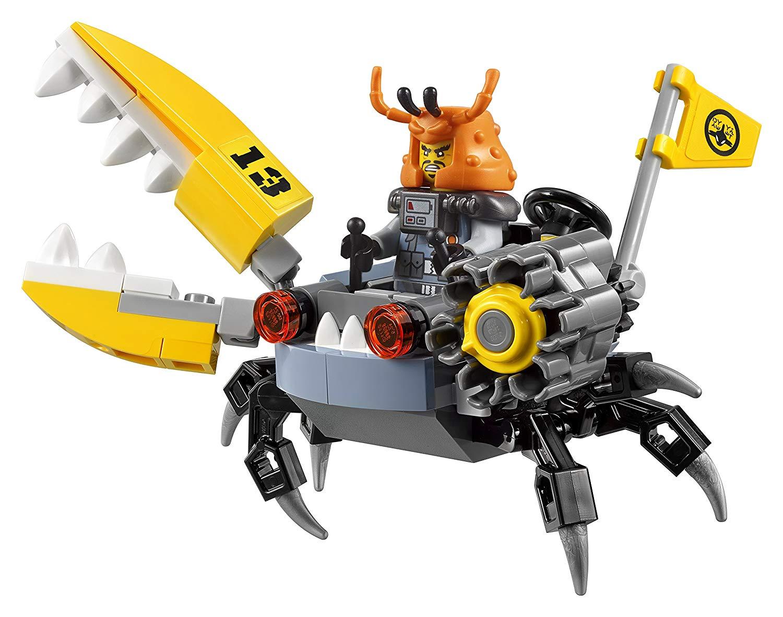 LEGO 70614 忍者電影系列 雷霆戰鬥機【現貨】【星野日貨】 4