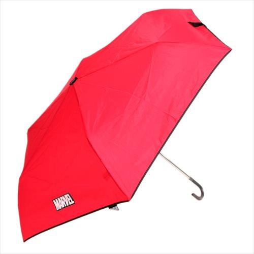 日本『MARVEL 漫威經典LOGO』 手把式摺疊雨傘