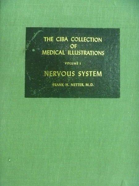 ~書寶 書T2/大學理工醫_YBF~Nervous Systerm_Vol.1_1962年