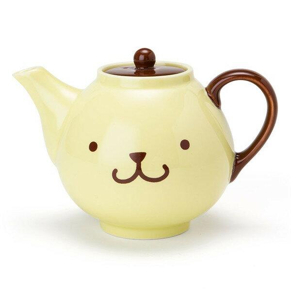 X射線 精緻禮品:X射線【C790359】布丁狗Pompompurin茶壺-甜點,水杯馬克杯杯瓶茶具生活用品玻璃杯不鏽鋼杯