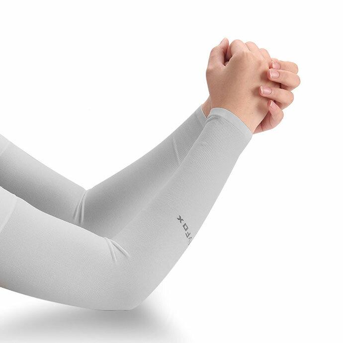 夏季戶外防曬冰絲袖套 防曬袖套-經典款 (EA060)【預購】 3