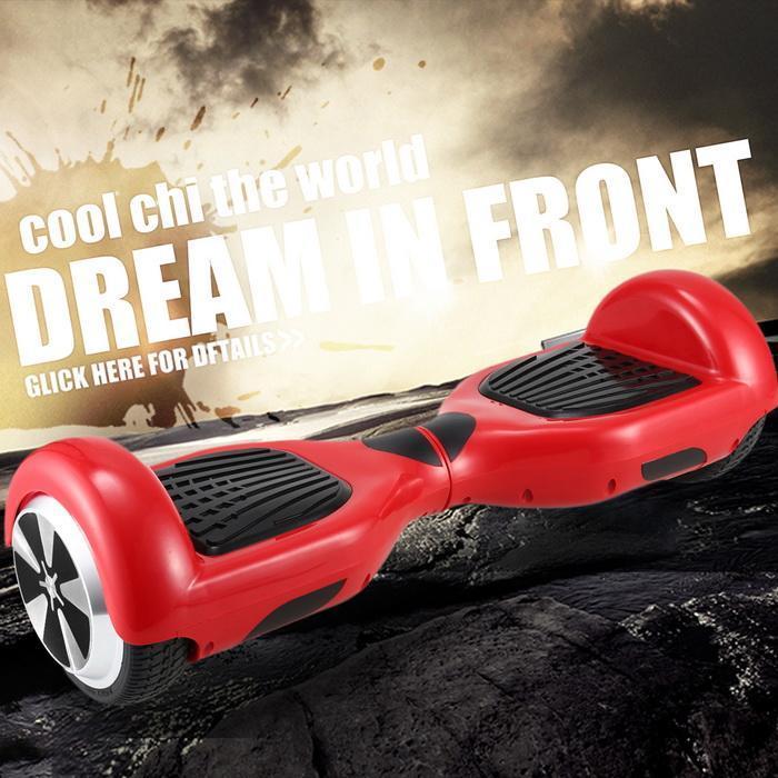 6.5inch 2 Wheels Electric Self-Balancing Smart Drifting Scooter 4