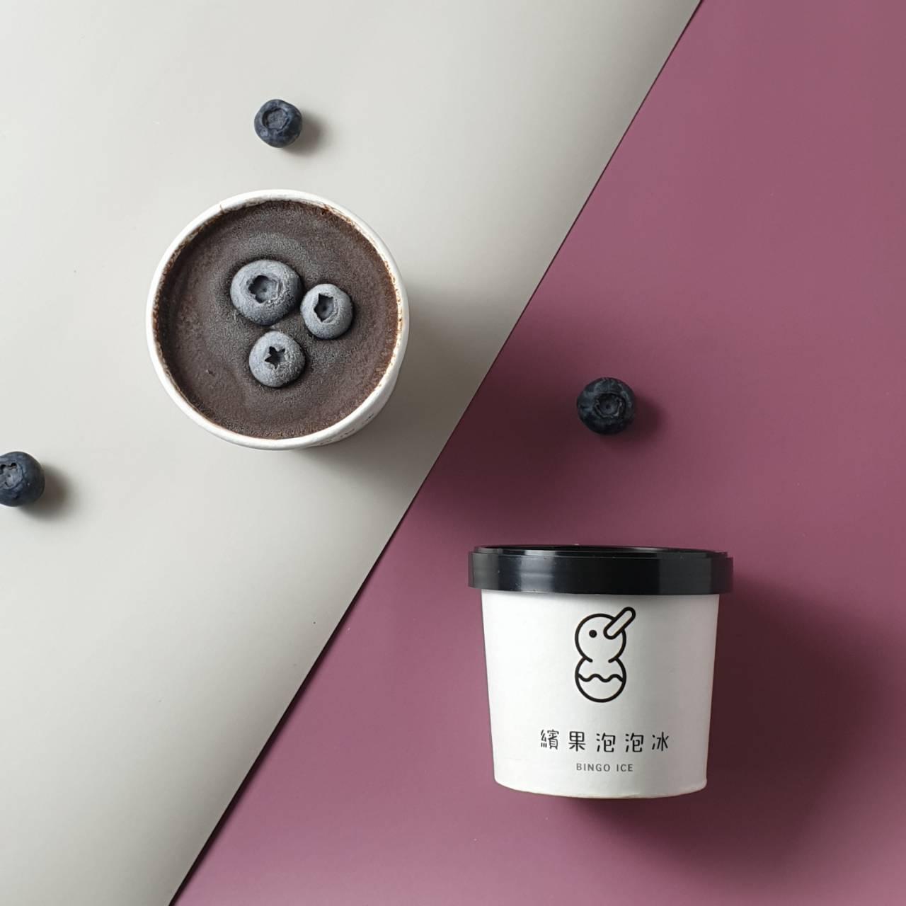 繽果泡泡冰 法國鹽之花巧克力 105ml 巧克力 冰淇淋