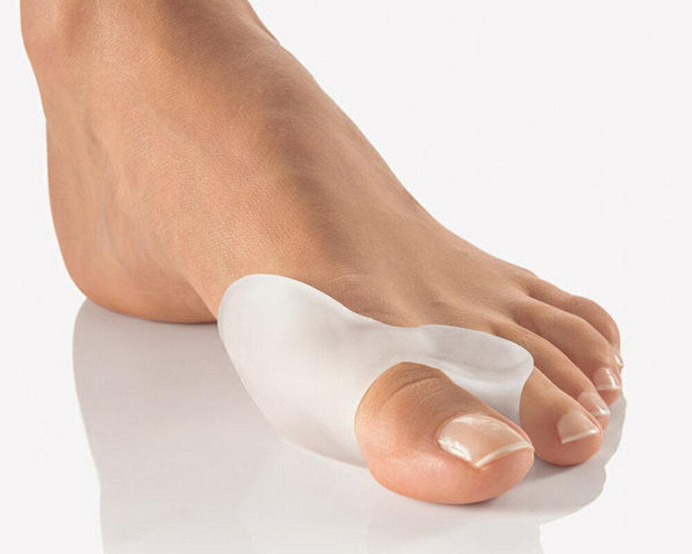 德製拇趾分隔保護墊  1片/盒  【德國BORT】分隔墊 保護墊 足部護理